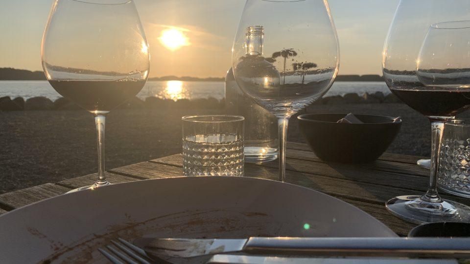 Hvilken vin? Blindsmagning ved limfjordens vande